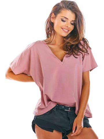 INFINITE YOU Shirt in Rosa