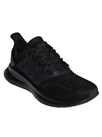 """Adidas Buty """"Runfalcon"""" w kolorze czarnym do biegania"""