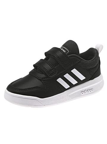 """Adidas Sneakersy """"Tensaur"""" w kolorze czarnym"""