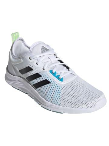 """Adidas Buty sportowe """"Asweetrain"""" w kolorze białym"""