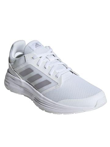 """Adidas Buty """"Galaxy 5"""" w kolorze białym do biegania"""