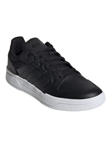 """Adidas Skórzane sneakersy """"Entrap"""" w kolorze czarnym"""