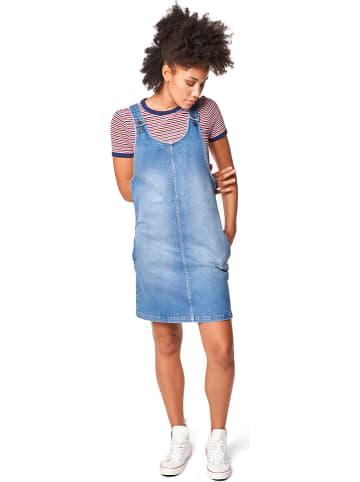 Lee Cooper Sukienka dżinsowa w kolorze błękitnym
