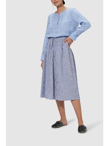 Rich & Royal Spódnica w kolorze niebieskim