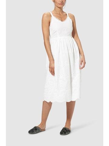 Rich & Royal Kleid in Weiß