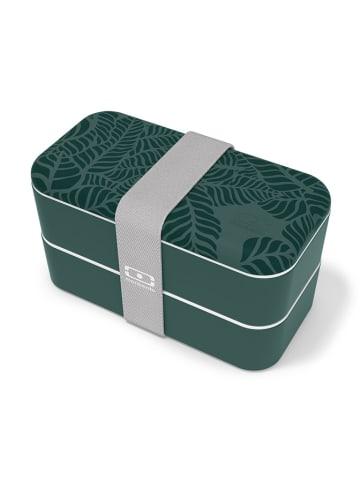 """Monbento Lunch box """"Original"""" w kolorze zielonym - 500 ml"""