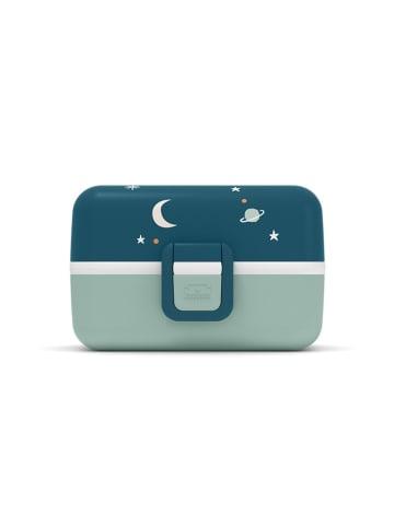 """Monbento Lunch box """"Tresor"""" w kolorze granatowym - 800 ml"""