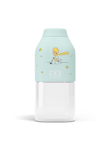 "Monbento Trinkflasche ""Positive"" in Hellblau/ Bunt - 330 ml"