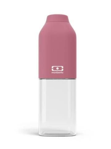 "Monbento Drinkfles ""Positive"" roze - 500 ml"