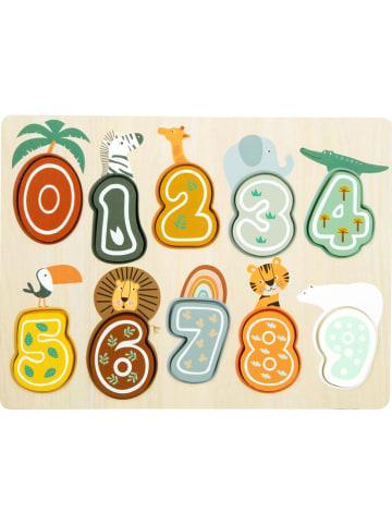 """Small foot Puzzle """"Safari"""" - 12 m+"""