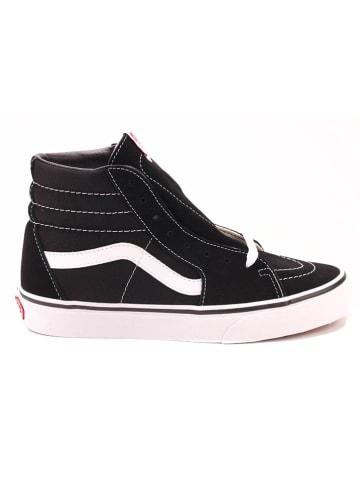 """Vans Leren sneakers """"US SK8-Hi"""" zwart"""