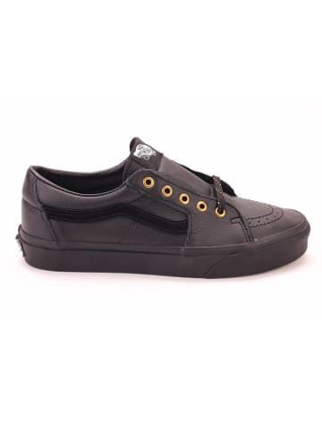 """Vans Leren sneakers """"UA SK8"""" zwart"""