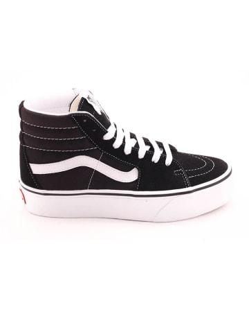 """Vans Sneakers """"SK8-HI Platform 2.0"""" zwart"""