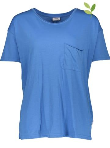 Marc O'Polo DENIM Koszulka w kolorze niebieskim
