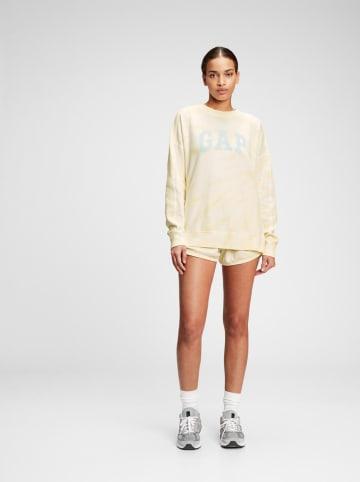 GAP Sweatshirt in Gelb