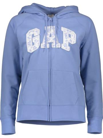 GAP Bluza w kolorze niebieskim