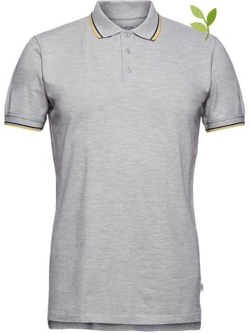 ESPRIT Poloshirt in Grau