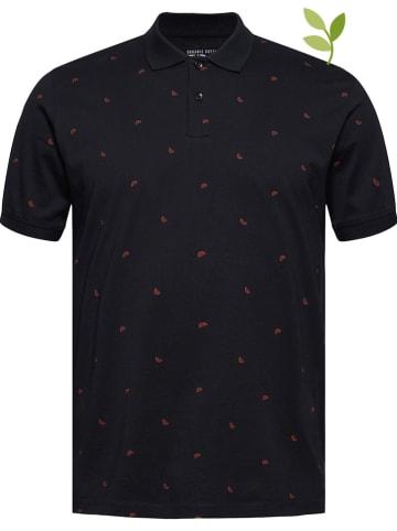 ESPRIT Poloshirt zwart