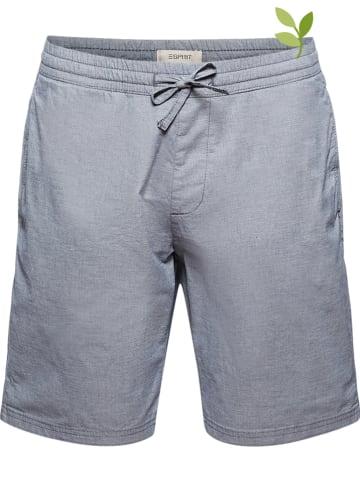 ESPRIT Short blauw
