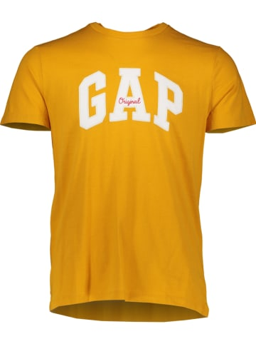 GAP Shirt geel