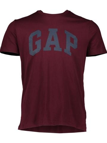 GAP Koszulka w kolorze czerwonym