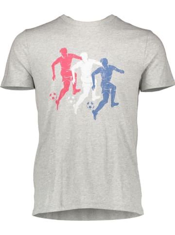 GAP Koszulka w kolorze szarym