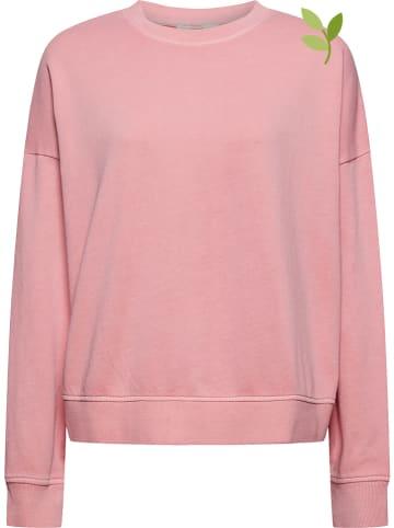 ESPRIT Sweatshirt in Rosa
