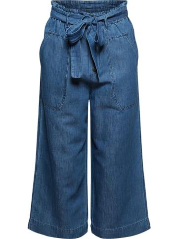 ESPRIT Culotte blauw