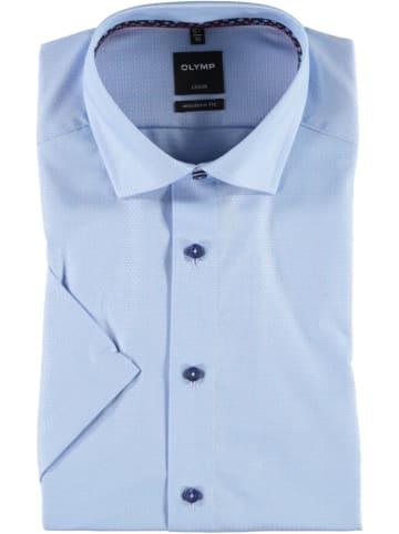 """OLYMP Hemd """"Luxor"""" - Modern fit - in Hellblau"""