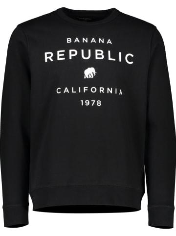 Banana Republic Sweatshirt zwart