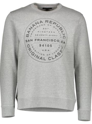 Banana Republic Sweatshirt lichtgrijs