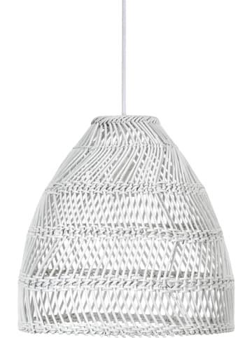 """PR Home Lampa zewnętrzna """"Maja"""" w kolorze białym - wys. 34 x Ø 36 cm"""