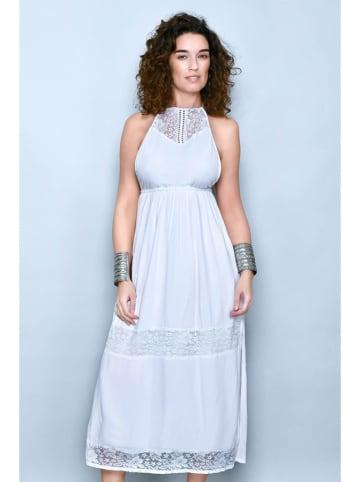 Tarifa Kleid in Weiß