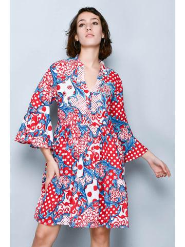 Tarifa Sukienka ze wzorem