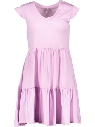 """ONLY Sukienka """"May"""" w kolorze jasnoróżowym"""