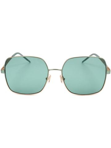 Hugo Boss Dameszonnebril groen/goudkleurig