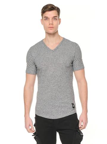 Ron Tomson Shirt in Grau