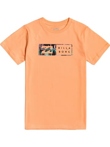 """Billabong Koszulka """"Inversed"""" w kolorze pomarańczowym"""