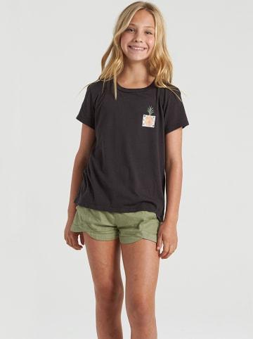 "Billabong Koszulka ""Modernist Pineapple"" w kolorze czarnym"