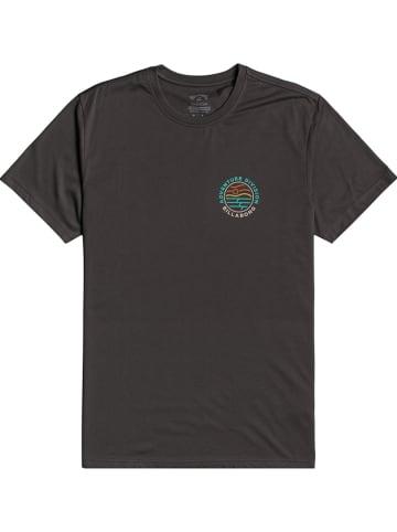 """Billabong Koszulka """"View"""" w kolorze antracytowym"""