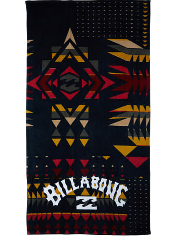"Billabong Ręcznik plażowy ""Waves"" ze wzorem - 160 x 80 cm"