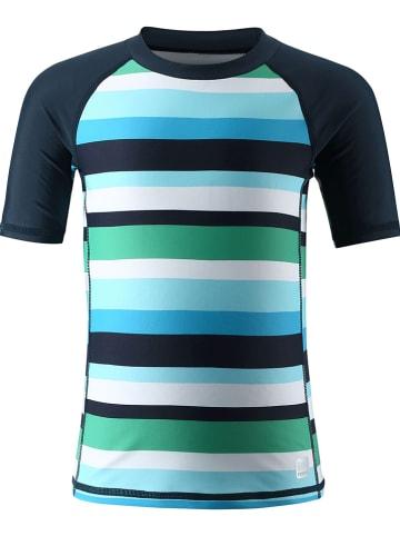 "Reima Zwemshirt ""Fiji"" groen/blauw"