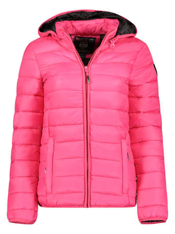 """Geographical Norway Steppjacke """"Areca"""" in Rosa"""