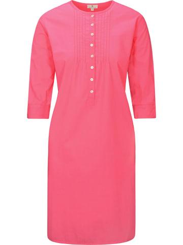 Basefield Sukienka w kolorze różowym