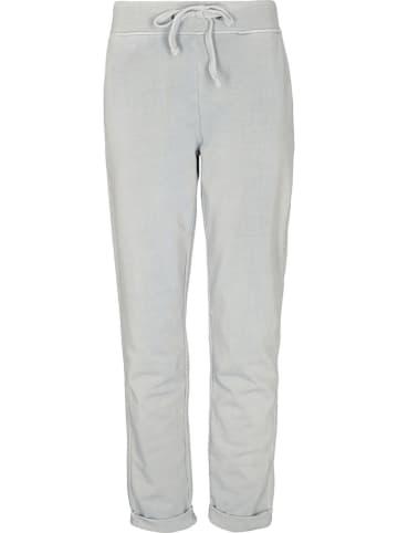 Basefield Spodnie dresowe w kolorze jasnoszarym
