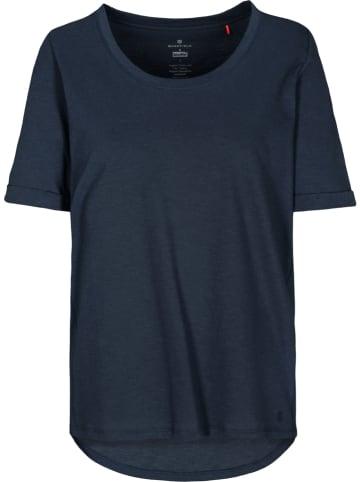 Basefield Shirt donkerblauw