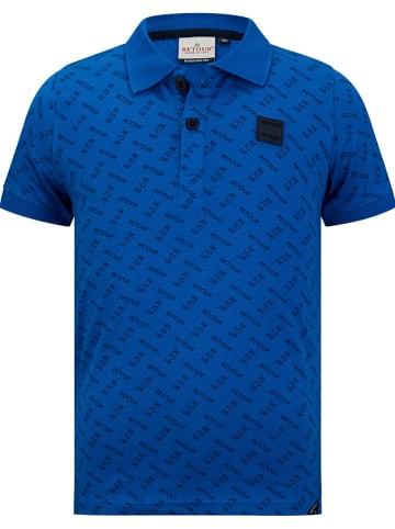 "Retour Poloshirt ""Duco"" blauw"