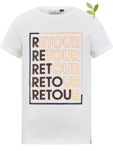 "Retour Shirt ""Enrico"" in Weiß"