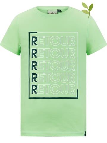 "Retour Shirt ""Enrico"" in Mint"