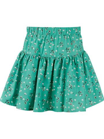 """Retour Spódnica """"Soleil"""" w kolorze zielonym"""
